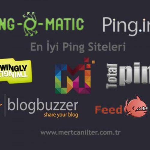 En İyi Ping Siteleri