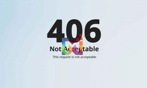 406 Not Acceptable Hatası ve Çözümü